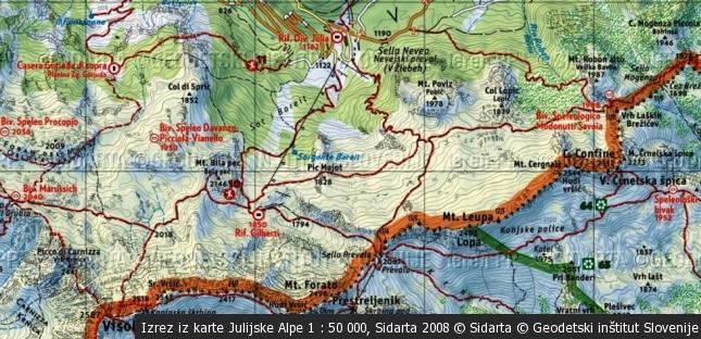Pobič – 1987 m (Mt. Poviz)