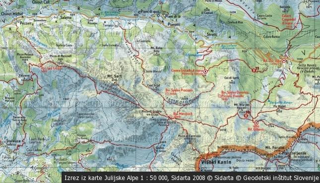 Žrd – M. Sart (2324 m)