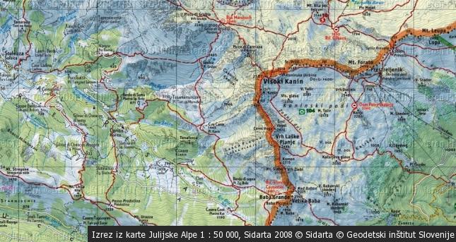 Mali Kanin - M. Canin Basso (2571 m)